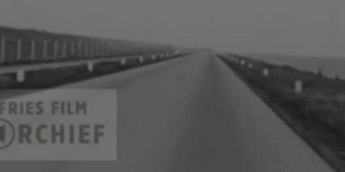 De Afsluitdijk door de tijden heen