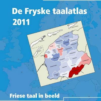 De Fryske taalatlas <br>2011 (NL)