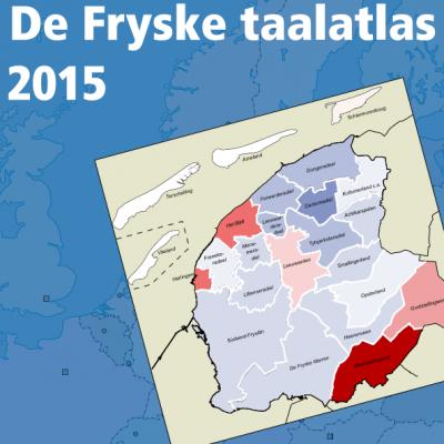 Friese taalatlas 2015 Nederlandstalige editie