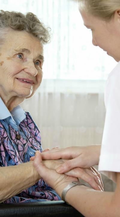 Het belang van taalbeleid in de (ouderen)zorg