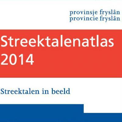Streektalenatlas Fryslân 2014